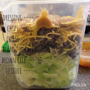 Copy Cat Chili's BBQ Salad